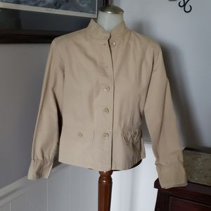 Cotton Jacket petite medium